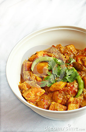 Spicy paneer recipe