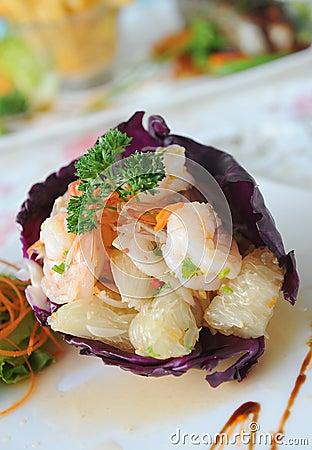 Free Spicy Salad Stock Photo - 26791660