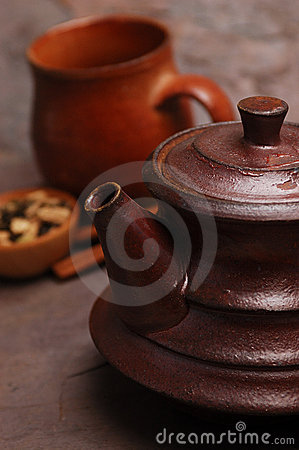 Free Spicy Tea Stock Photography - 455812