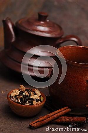 Free Spicy Tea Royalty Free Stock Photo - 455815