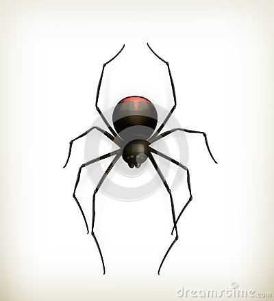 Free Spider Royalty Free Stock Image - 26886386