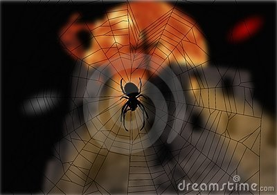 Spider and the fairy tale