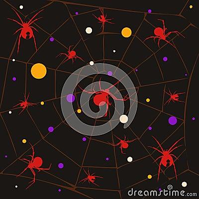 Spider pattern