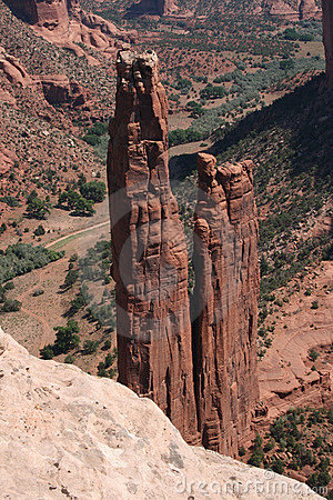 Spider Rock-Canyon De Chelly