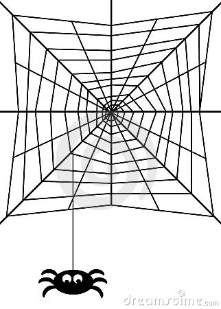 Spider Web Stock Images - Image: 17971284