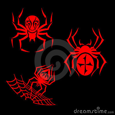 Spiders tattoo