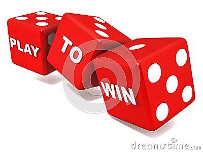 Spiel zum zu gewinnen
