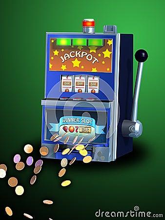 Spielautomat tricks Bild