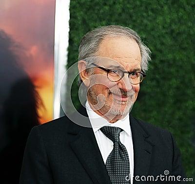 Spielberg Steven Fotografia Editorial