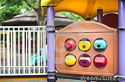 Spielplatzdetails