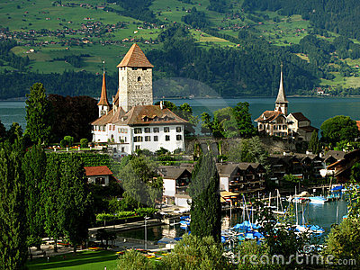 Spiez Castle 05, Switzerland