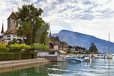 Spiez Village