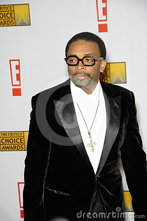 Spike Lee Editorial Stock Photo