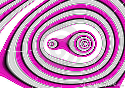 Spin around pink purble