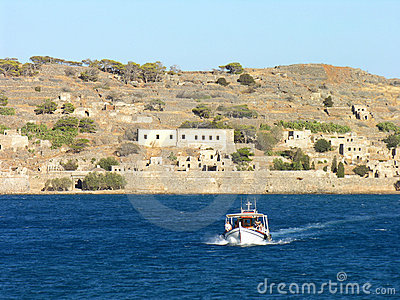 Spinalonga Boat Trip in Crete