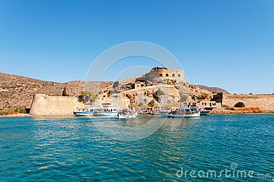 Spinalonga Fortress