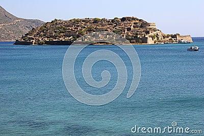 Spinalonga Island, Crete