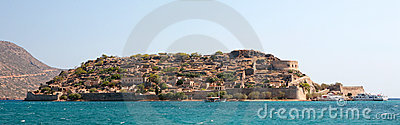Spinalonga panorama