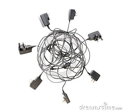 Spine di corrente di CA