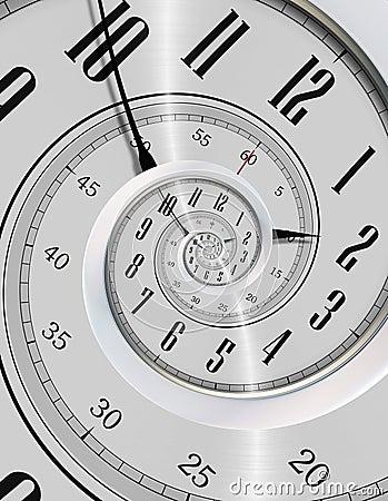 Free Spinning Clock Stock Photos - 36703543