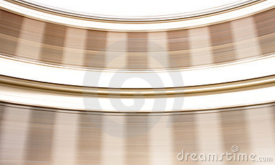 Spinning in Palace of Charles V (actual photo)