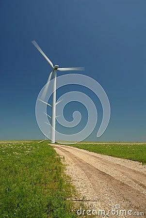 Spinning Turbines