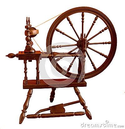 Free Spinning Wheel Stock Image - 10828601