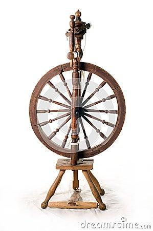 Free Spinning-wheel Royalty Free Stock Photo - 13863685