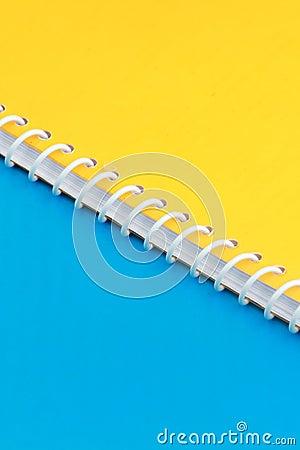 Spiral binding