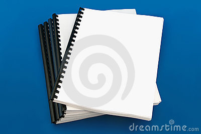 Spiral bound book