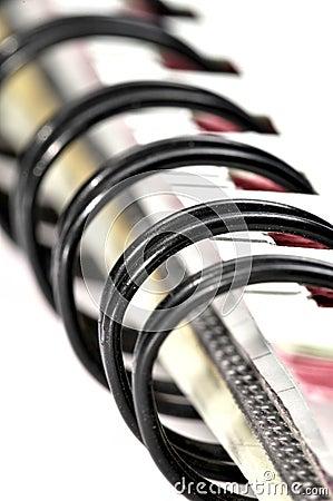 Spiral closeup