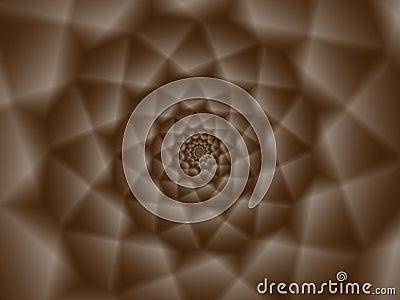 Spiral crunch