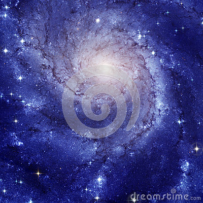 Free Spiral Galaxy M101 Royalty Free Stock Image - 99088666