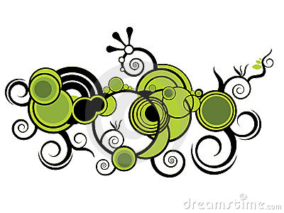 Spiral graphic  design