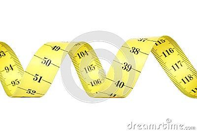 Spiral Measuring Tape