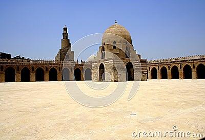 Spiral Minaret & Dome