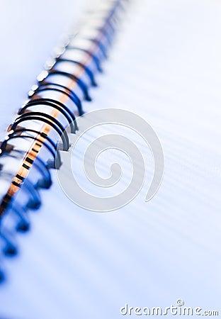 Spiral note-book
