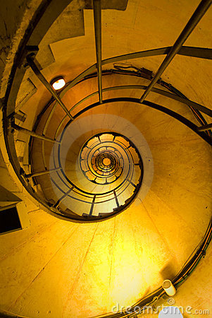 Free Spiral Stair Stock Photo - 18451670