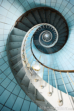 Free Spiral Staircase Stock Photo - 11912330