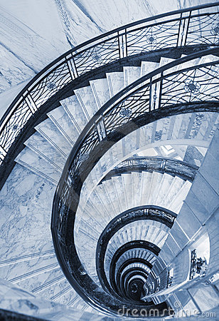 Free Spiral Staircase Stock Images - 14936094