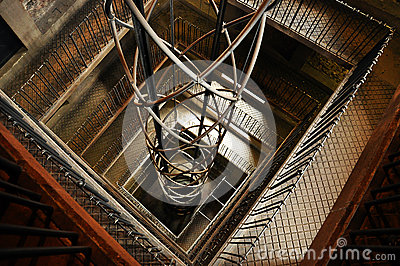 Spiral staircase royalty free stock images image 29689069 for Spiral staircase square