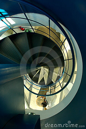 Free Spiral Stairs Royalty Free Stock Photos - 207188