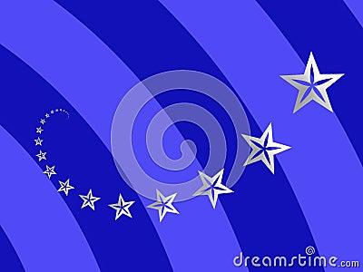 Spiral of Stars