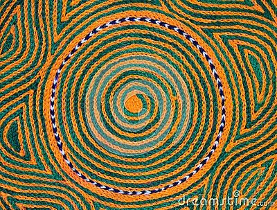 Spiral stitching