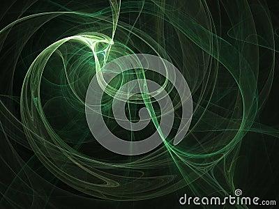 Spiral swirl texture