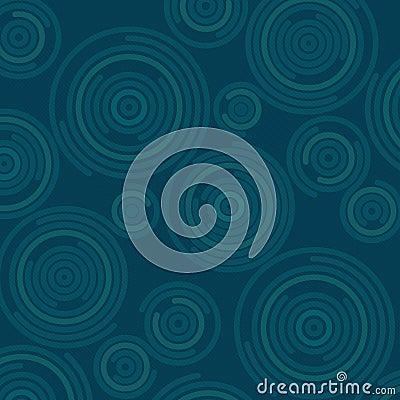 Spiral vector pattern