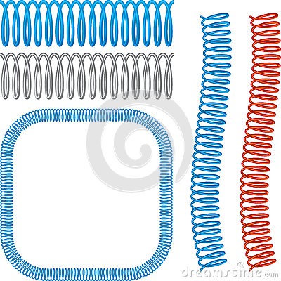 Spiral wire brush