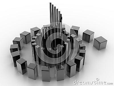 Spiraling Inwards