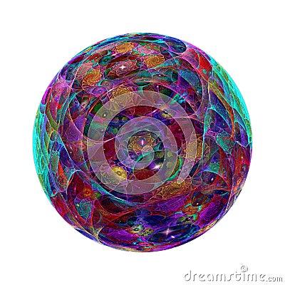Free Spiraling Marble Royalty Free Stock Photos - 5443818