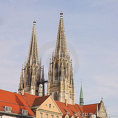 Spires of the Dom